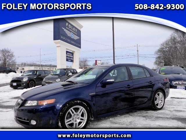 2008 Acura TL 5-Speed AT at Foley Motorsports