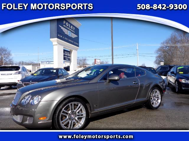 2010 Bentley Continental GT Coupe