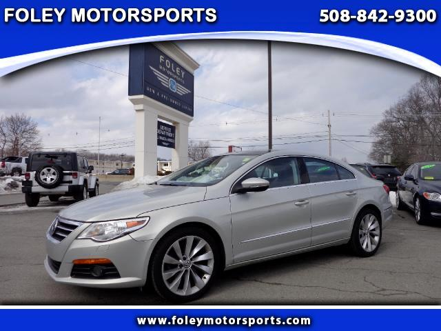 2009 Volkswagen CC VR6 Sport Sedan at Foley Motorsports