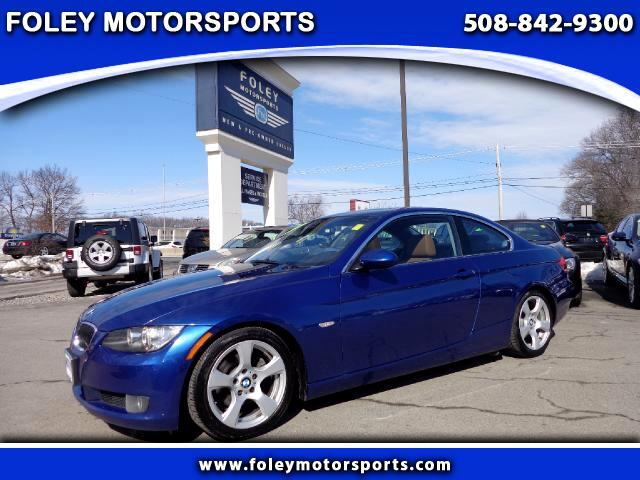 2007 BMW 3-Series 328xi Coupe with Navigation at Foley Motorsports