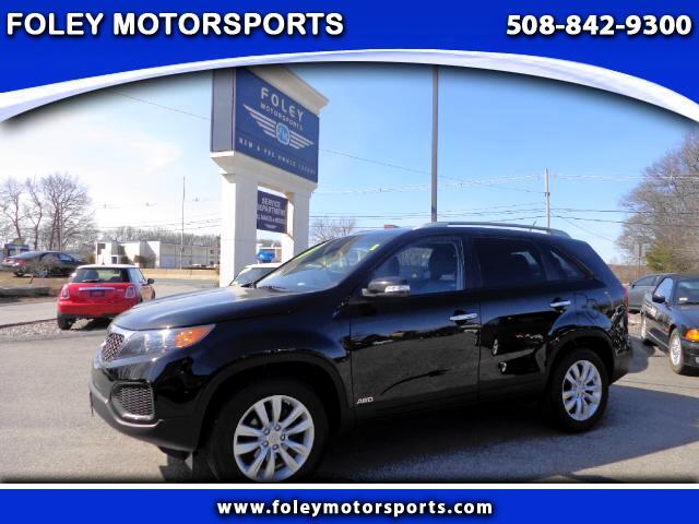 2011 Kia Sorento LX 4WD at Foley Motorsports