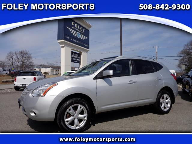 2008 Nissan Rogue SL AWD at Foley Motorsports