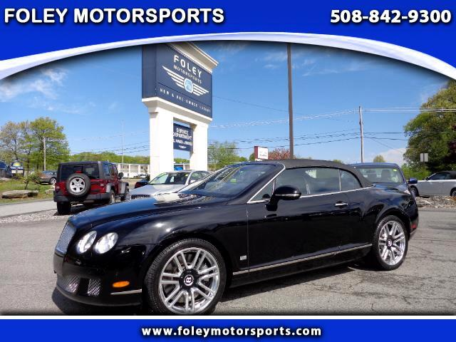 2011 Bentley Continental GTC 80-11 Convertible