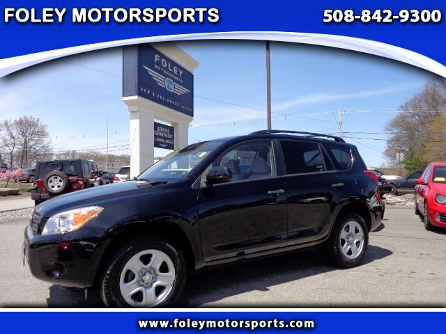 2007 Toyota RAV4 Base I4 2WD at Foley Motorsports