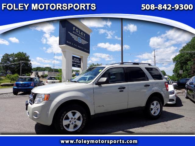 2008 Ford Escape XLT 4WD V6 at Foley Motorsports