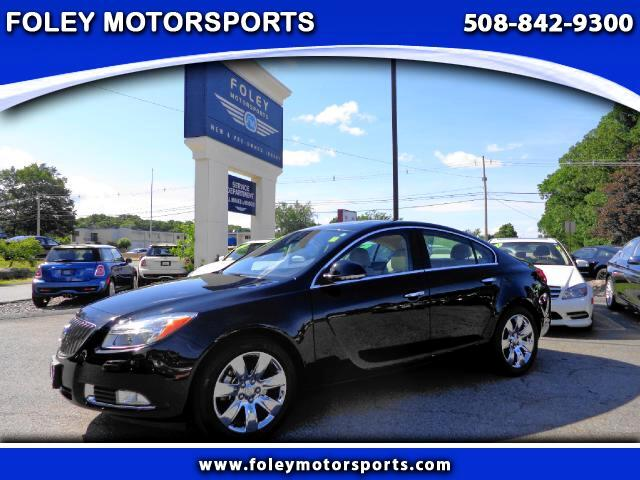 2013 BUICK Regal Premium 1 4dr Sedan Turbo Air Conditioning Alarm System Alloy Wheels AMFM Ant