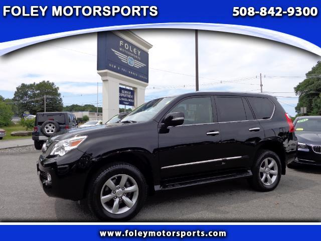 2012 LEXUS GX 460 4x4 Premium 4dr SUV 4x4 Air Conditioned Seats Air Conditioning Alarm System A
