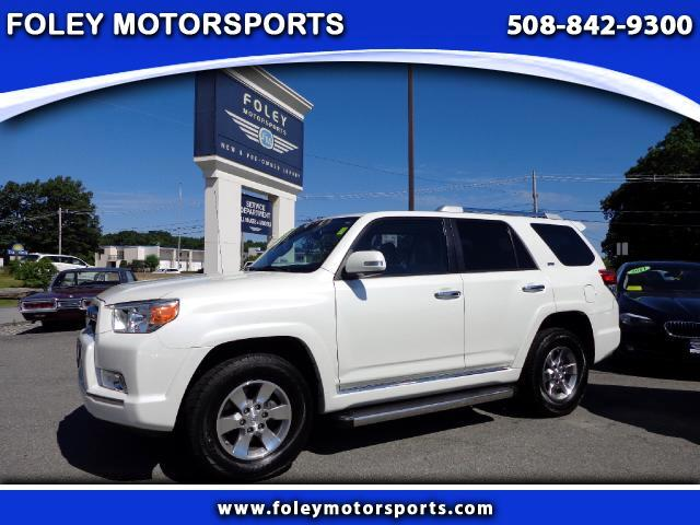 2010 TOYOTA 4Runner 4x4 Trail 4dr SUV 40L V6 4x4 Air Conditioning Alarm System Alloy Wheels