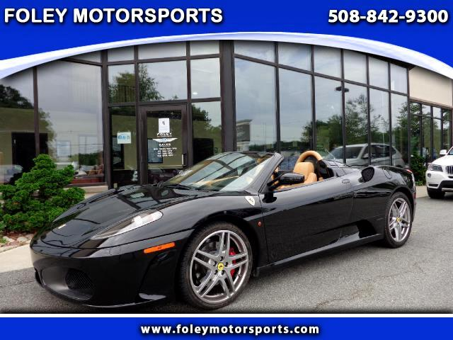 2006 FERRARI F430 F1 Spider 2dr Convertible Air Conditioning Alarm System Alloy Wheels AMFM An