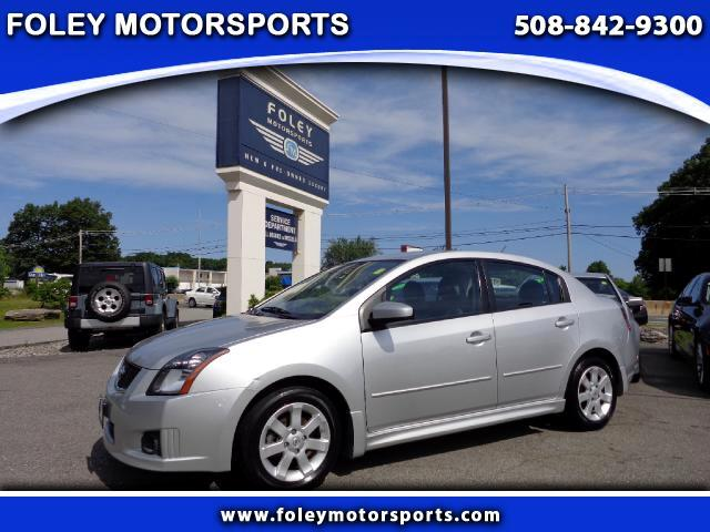 2009 Nissan Sentra 2.0 SR Sedan at Foley Motorsports