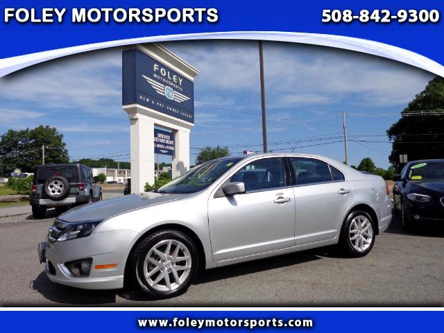 2011 Ford Fusion I4 SEL at Foley Motorsports