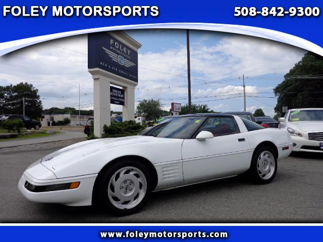 1991 CHEVROLET Corvette 2 Dr STD Hatchback Air Conditioning Alloy Wheels Anti-Lock Brakes Casset