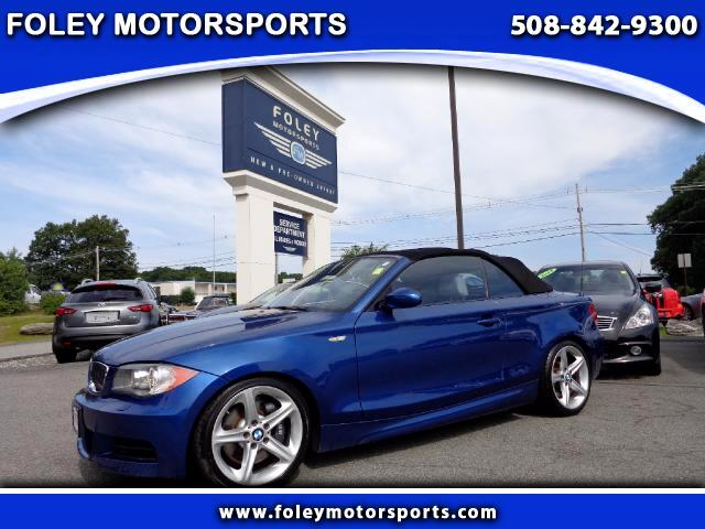 2009 BMW 1-Series 135i 2dr Convertible Air Conditioning Alarm System Alloy Wheels AMFM Anti-Lo
