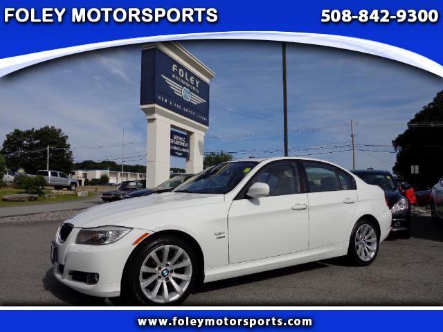 2009 BMW 3-Series AWD 328xi 4dr Sedan SULEV 4x4 Air Conditioning Alarm System Alloy Wheels AMF