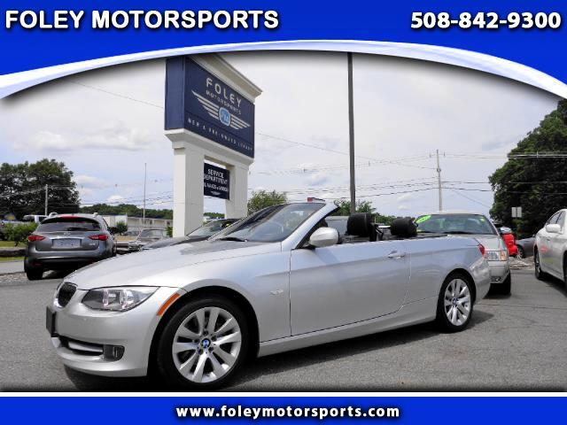 2011 BMW 3-Series 328i 2dr Convertible SULEV Air Conditioning Alarm System Alloy Wheels AMFM A