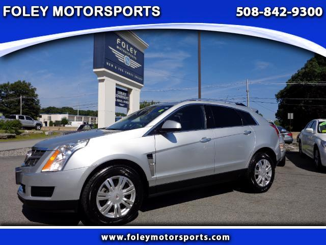2011 CADILLAC SRX AWD Luxury Collection 4dr SUV 4x4 Adjustable Pedals Air Conditioning Alarm Sys