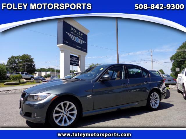 2011 BMW 3-Series AWD 328i xDrive 4dr Sedan SULEV 4x4 Air Conditioning Alarm System Alloy Wheels
