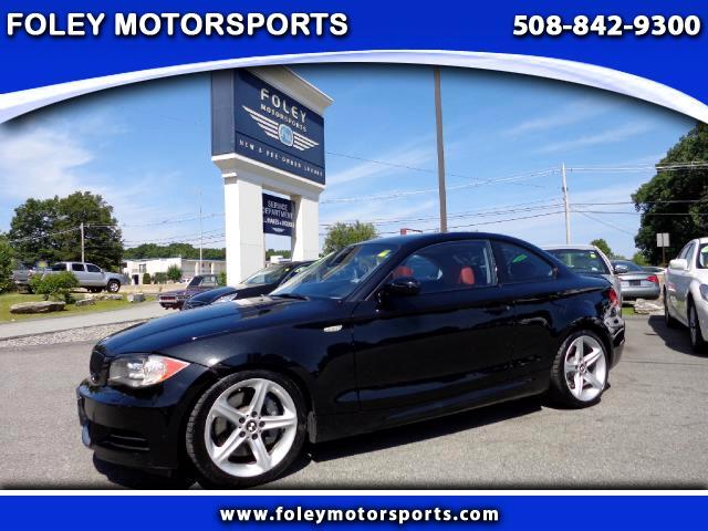 2008 BMW 1-Series 135i 2dr Coupe Air Conditioning Alarm System Alloy Wheels AMFM Anti-Lock Bra