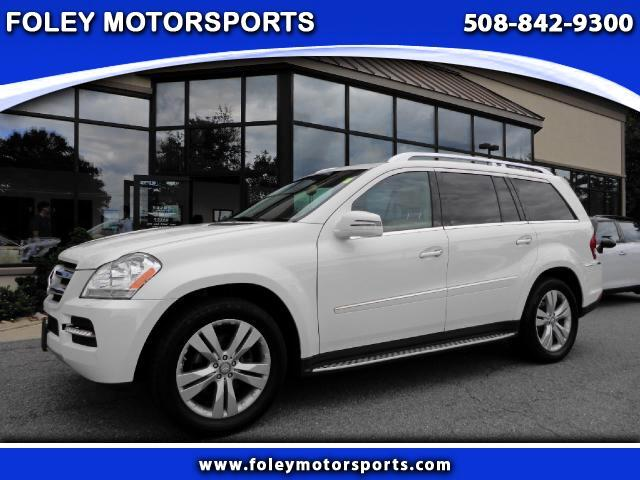 2012 Mercedes GL-Class AWD GL450 4MATIC 4dr SUV 4x4 Air Conditioning Alarm System Alloy Wheels