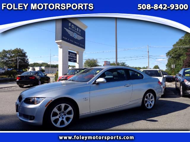 2009 BMW 3-Series AWD 335xi 2dr Coupe 4x4 Air Conditioning Alarm System Alloy Wheels AMFM Ant