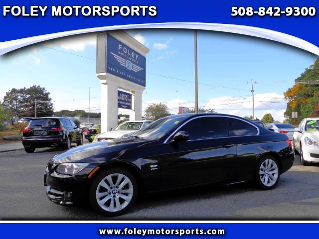 2011 BMW 3-Series AWD 328i xDrive 2dr Coupe SULEV 4x4 Air Conditioning Alarm System Alloy Wheels