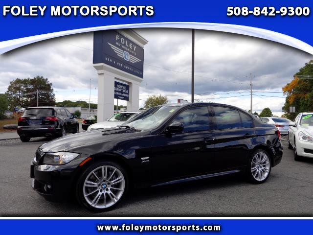 2011 BMW 3-Series AWD 335i xDrive 4dr Sedan 4x4 Air Conditioning Alarm System Alloy Wheels AMF