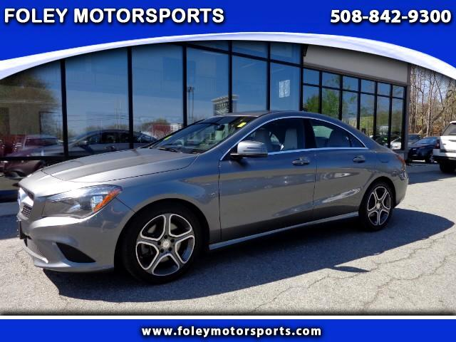Used 2014 mercedes benz cla class for sale in shrewsbury for 2014 mercedes benz cla class cla250 4matic for sale