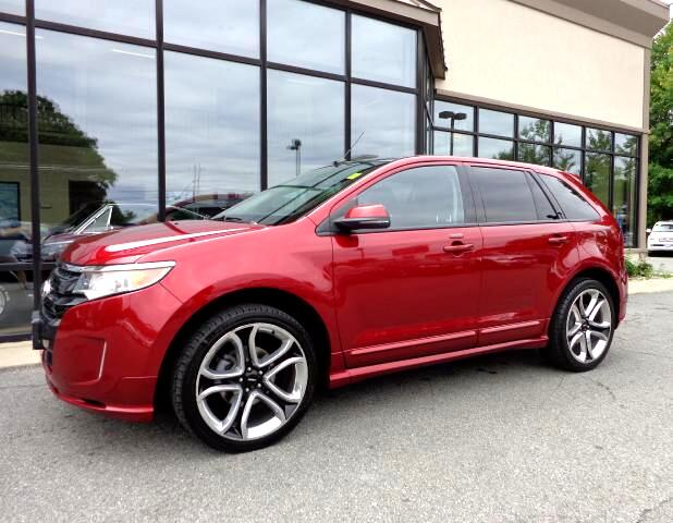 Used 2013 Ford Edge, $23995
