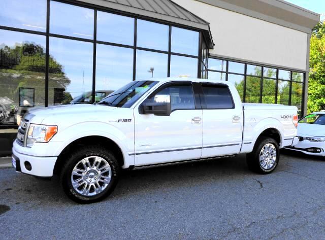 Used 2011 Ford F-150, $31895
