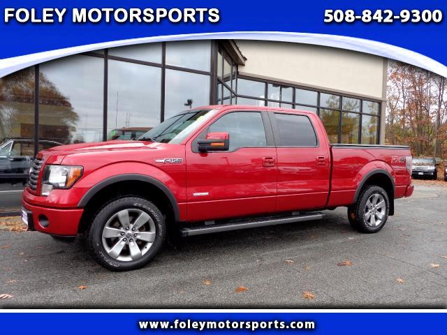 Used 2012 Ford F-150, $31995