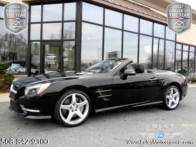 Used 2013 Mercedes-Benz SL-Class, $52895