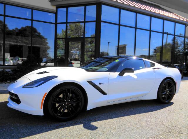 2016 Chevrolet Corvette Z51 3LT Stingray Coupe