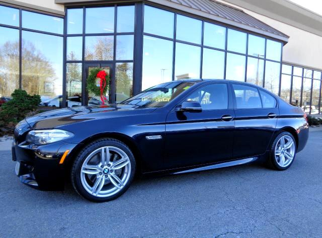 2014 BMW 5-Series 550i xDrive