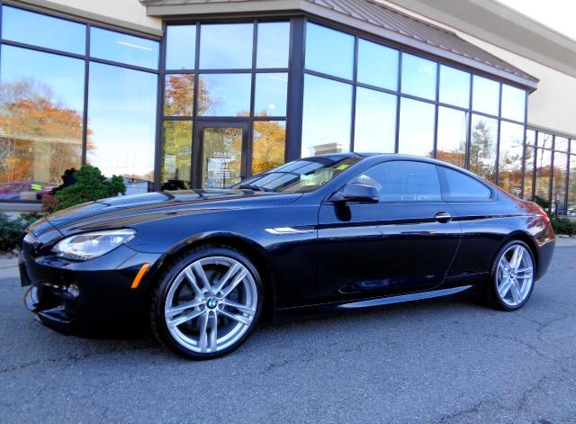 2013 BMW 6-Series 650xi Coupe
