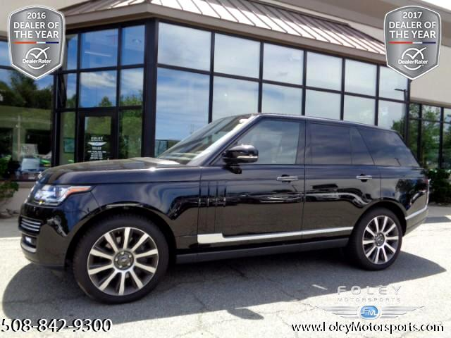 2015 Land Rover Range Rover Autobiography