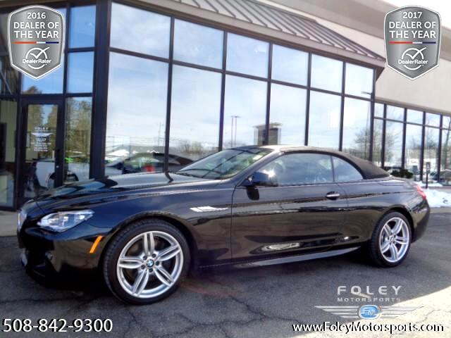 2014 BMW 6-Series 650xi Convertible
