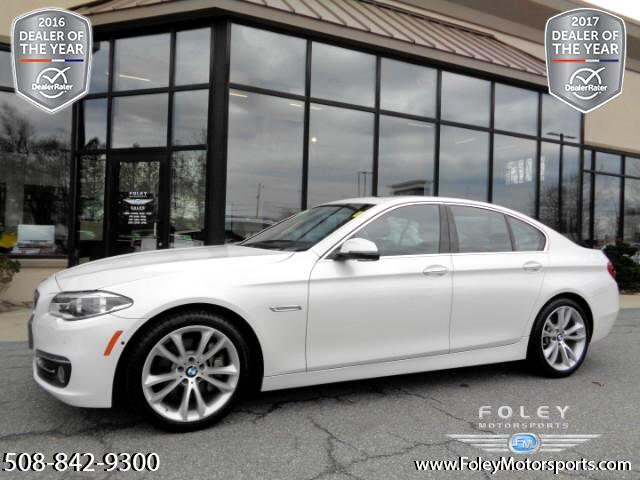 used 2014 bmw 5 series 535i xdrive for sale in shrewsbury ma 01545 foley motorsports. Black Bedroom Furniture Sets. Home Design Ideas