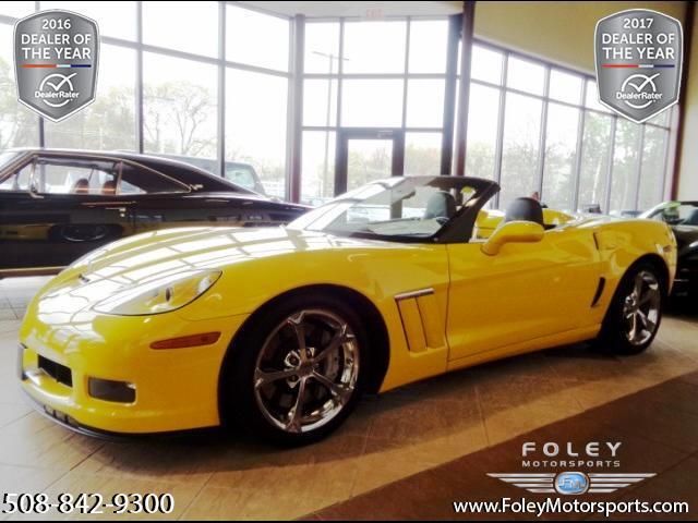 2010 Chevrolet Corvette GS LT4