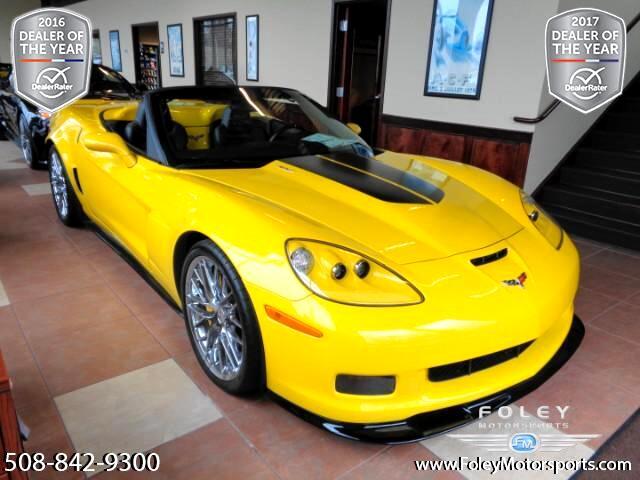 2013 Chevrolet Corvette 427 Custom