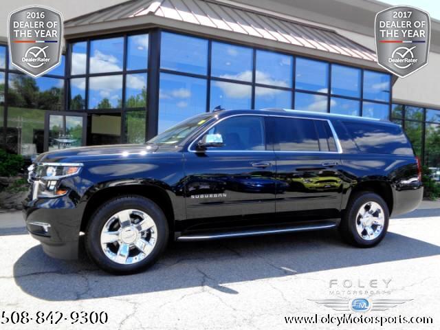 2017 Chevrolet Suburban Premier 4WD