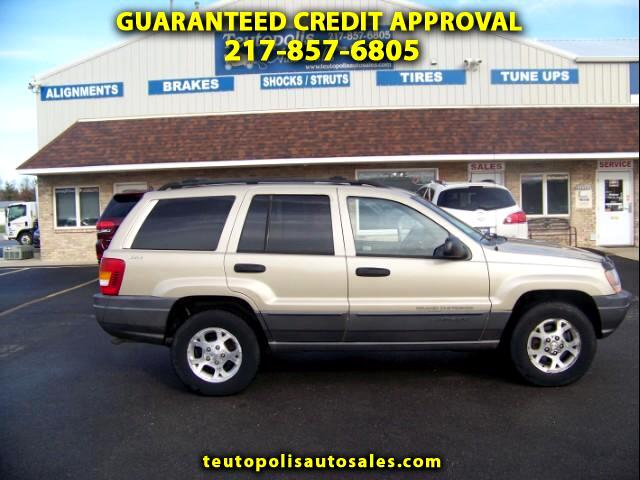 2001 Jeep Grand Cherokee Laredo 4WD