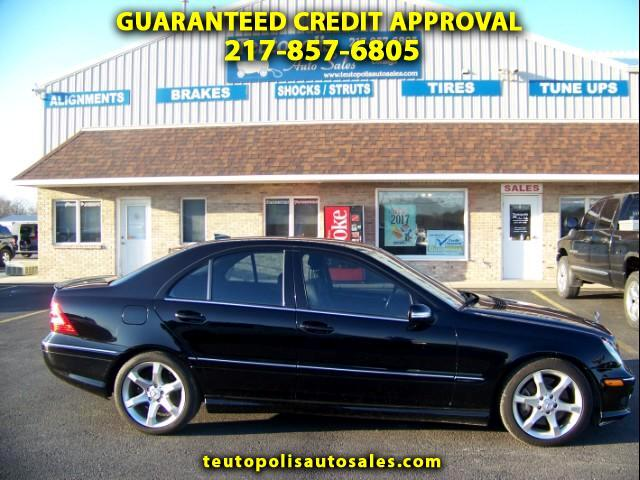 2007 Mercedes-Benz C-Class C230 K Sport Sedan