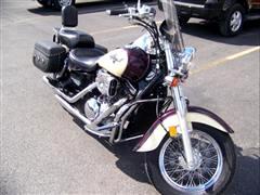 1998 Kawasaki VN1500-E