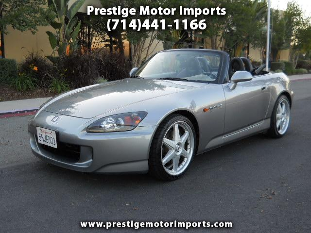 2004 Honda S2000