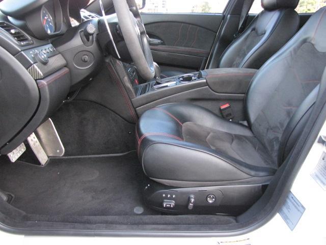 2010 Maserati Quattroporte 4dr Sdn Sport GT S Auto
