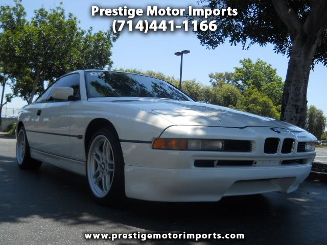 1995 BMW 8 Series