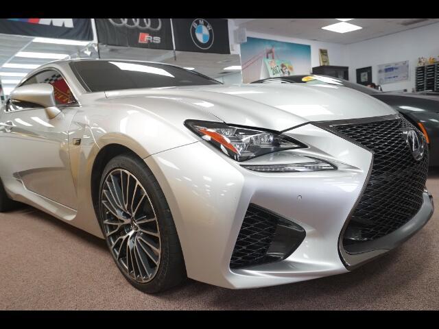 2015 Lexus RC F RWD