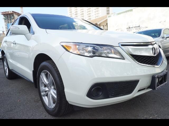 2015 Acura RDX 6-Spd AT
