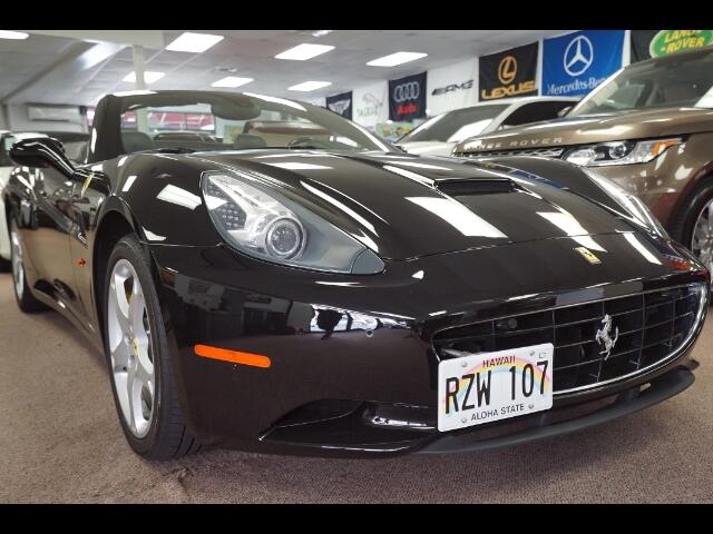 2013 Ferrari California Convertible GT