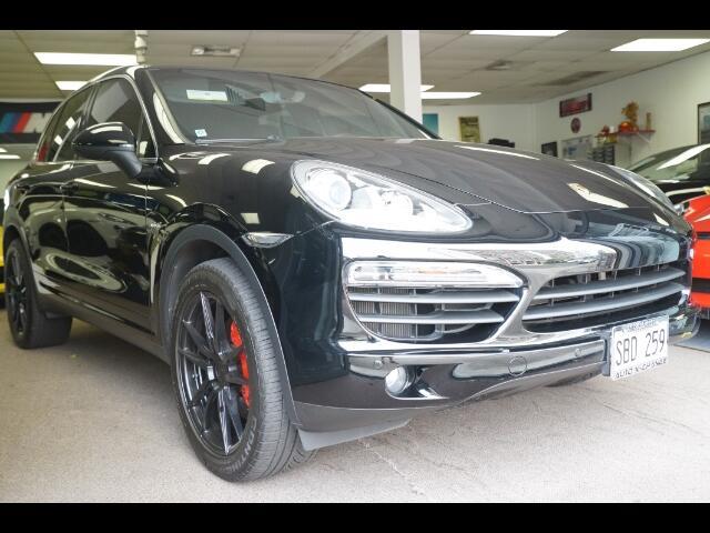 2013 Porsche Cayenne Hybrid S